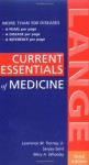 Current Essentials of Medicine - Lawrence M. Tierney Jr., Sanjay Saint, Mary A. Whooley