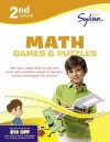 Second Grade Math Games & Puzzles (Sylvan Workbooks) - Sylvan Learning