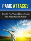 Panic Attacks: How To Free Yourself From Anxiety And Panic Attacks Naturally - Daniel Hall