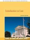 Introduction to Law - Daniel Jay Baum, Robert Force, Judith L. Elting