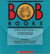 Bob Books Collection 1: Beginning Readers and Advancing Beginners - Bobby Lynn Maslen