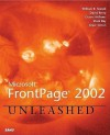 Microsoft FrontPage 2002 Unleashed - William Stanek