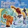 The Sea Monster (Fantastic 4 8x8) - Brent Sudduth