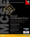 MCSE Core Certification Exam Guide 6-in-1 (Exam Guides) - Emmett Dulaney, Jeff Durham