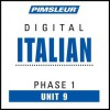 Italian Phase 1, Unit 09: Learn to Speak and Understand Italian with Pimsleur Language Programs - Pimsleur