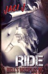 The Ride (Hell's Disciples MC) (Volume 1) - Jaci J, Dana Hook, Margreet Asselbergs