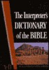 The Interpreter's Dictionary of the Bible (5 Volume Set) - George Buttrick, Keith Crim
