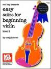 Easy Solos For Beginning Violin - Craig Duncan