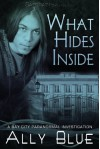 What Hides Inside - Ally Blue