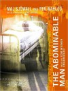 The Abominable Man: Martin Beck Series, Book 7 (MP3 Book) - Maj Sjöwall, Per Wahlöö, Thomas Teal, Tom Weiner