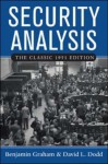 Security Analysis: Principles and Technique - Benjamin Graham, David L. Dodd, Charles Tatham