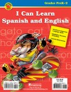 I Can Learn Spanish and English - Brighter Child, Brighter Child
