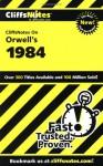 Cliffs Notes on Orwell's 1984 - Nikki Moustaki, Gilbert Borman