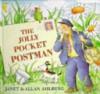 The Jolly Pocket Postman - Janet Ahlberg, Allan Ahlberg