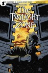 The Twilight Zone #9 - J. Michael Straczynski, Guiu Vilanova