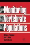 Monitoring Vertebrate Populations - William L. Thompson, Gary C. White, Charles Gowan