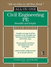 Civil Engineering All-In-One PE Exam Guide: Breadth and Depth - Indranil Goswami