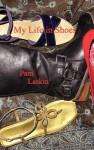 My Life in Shoes - Pamela Laskin, M. Stefan Strozier, Kyle Torke