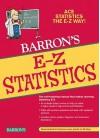 E-Z Statistics (Barron's E-Z Series) - Douglas Downing, Jeff Clark