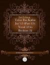 Tafsir Ibn Kathir Juz' 13 (Part 13): Yusuf 53 to Ibrahim 52 2nd Edition - Muhammad Saed Abdul-Rahman