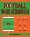 Football Word Scrambles: Puzzles for Sports Fans - Chris McMullen, Carolyn Kivett