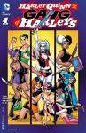 Harley Quinn & Her Gang of Harleys (2016-) #1 - Jimmy Palmiotti, Frank Tieri, Alain Mauricet