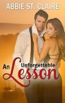 An Unforgettable Lesson - Abbie St. Claire