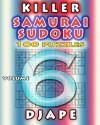 Killer Samurai Sudoku: 6 - djape