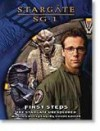 Sg 1 First Steps: The Stargate Unexplored Worlds Sourcebook (Stargate) - Inc Alderac Entertainment Group