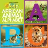 African Animal Alphabet - Beverly Joubert, Dereck Joubert