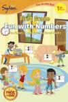 First Grade Fun with Numbers (Sylvan Fun on the Run Series) - Sylvan Learning