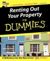 Renting Out Your Property for Dummies, UK Edition - Melanie Bien, Robert S. Griswold