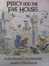 Percy and the Five Houses - Else Holmelund Minarik