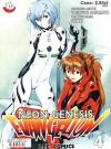 """Neon Genesis Evangelion, 4/01: Światło, a po nim cień / Wyznanie - Yoshiyuki Sadamoto, Rafał """"Kabura"""" Rzepka"""