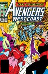 Avengers West Coast (1985-1994) #53 - John Byrne, John Byrne