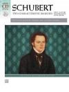 Schubert -- Two Characteristic Marches, Op. 121, D. 886: Book & CD - Alfred Publishing Company Inc.