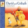 David and Goliath - Janet Allison Brown