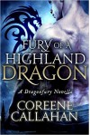 Fury of a Highland Dragon - Coreene Callahan