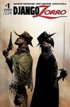 Django/Zorro (Issue #1 -Cover A) - Quentin Tarantino, Matt Wagner, Esteve Polls