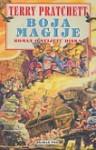 Boja Magije (Roman o svijetu Diska, #1) - Terry Pratchett, Drago Štajduhar