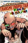 Transmetropolitan, Vol. 3: Year of the Bastard - Warren Ellis, Rodney Ramos, Darick Robertson