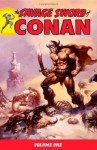 The Savage Sword of Conan, Volume 1 - Roy Thomas, Barry Windsor-Smith, John Buscema