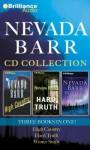 Nevada Barr Compace Disc Collection 2: High Country, Hard Truth, Winter Study - Nevada Barr, Joyce Bean