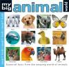 My Big Animal World Book - Roger Priddy