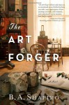The Art Forger (Audio) - Barbara A. Shapiro