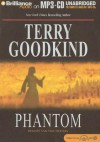 Phantom (Sword of Truth, #10) - Terry Goodkind, Sam Tsoutsouvas