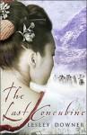 The Last Concubine - Lesley Downer