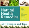 Natural Health Remedies for Everything: Acne, Warts, Arthritis, Cold, Headaches etc - Alice Parker