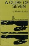 A quire of Seven - Halldór Laxness, Alan Boucher