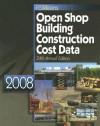 Open Shop Building Construction Cost Data - Phillip R. Waier, Ted Baker, Christopher Babbitt